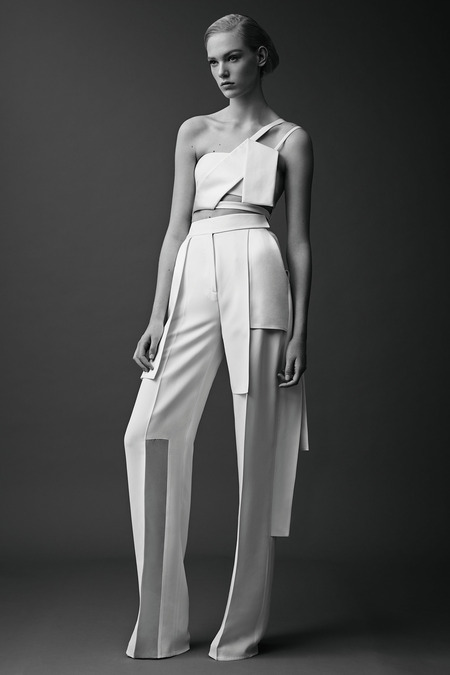 Mugler  (collection Resort S/S 2015) [image from Style.com]